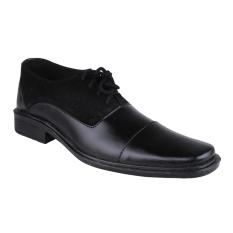 Zada Sepatu Pria Formal Hitam Murah