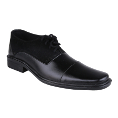 Spesifikasi Zada Sepatu Pria Formal Hitam Online