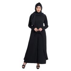 Jual Beli Zada Set Atasan Celana Dan Hijab Hitam Di Jawa Barat