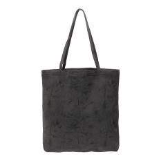 Spek Zada Suede Tote Bag Grey Indonesia