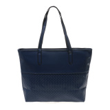 Promo Zada Tote Mix Pattern Navy