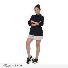 Zada X Ayla Anina Tops Hitam Jawa Barat Diskon 50