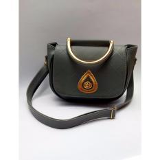 Jual Zafa Tas Fashion Wanita Femi Tote Bag Grey Murah