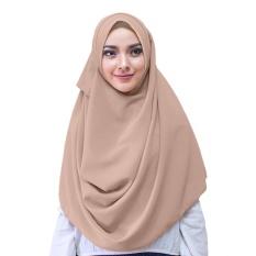 Zaina Syar'i Hijab Kerudung Instan - [Warna Milo]
