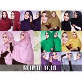 Spesifikasi Zakia Hijab Jilbab Khimar Yola Sequin Murah
