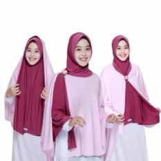 Zannah Hijab Jilbab Instan Bergo Mukena Jannah Wanita Dewasa Jumbo Polos Couple Cantik Khimar Instant Terbaru Model Sekarang Jaman Now Syari Termurah Hijab Topi Pet Anti Tembem Terkini fashion Wnita Hijab Muslim Terbaru