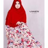 Ongkos Kirim Zanuba Dress By Uwais Hijab Cream Di Jawa Tengah