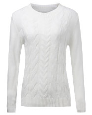 Harga Imbul Rajutan Wanita Musim Dingin Hangat Lengan Panjang Sweater On Zanzea Lengkap
