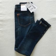 Spesifikasi Zaraa Men Denim Collection Jeans Pria Biru Beserta Harganya