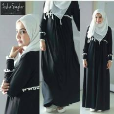 Zaskia Sungkar Dress Hitam