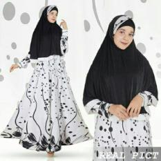 Zaskia Syari Hijab Baju Muslim Pakaian Gamis Baju Wanita
