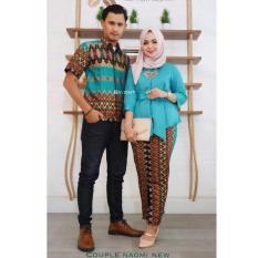 Zaviera Couple Batik Sarimbit Batik New Naomi - TOSCA