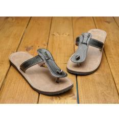 Zelig Official Sandal flat Jepit etnik Wanita-sandal casual wanita cantik/sandal kulit wanita