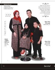 Zenitha Sarimbit ZN 222 - Katun Combed - Jual Baju Keluarga Muslim Or