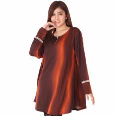 Beli Zetta Jumbo Murah Ats 010 Fashion Atasan Dan Blouse Muslim Wanita Free Size Kredit Indonesia