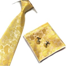 Harga Zh Men S Tie Paisley Cashew A Collection Of European And American Fashion Tiesyellow Intl Yang Bagus