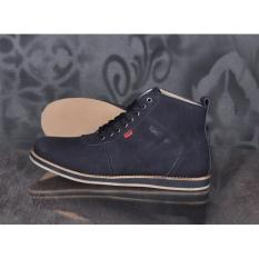 Review Tentang Zimzam Sepatu Brodo Buk Double Spon Black