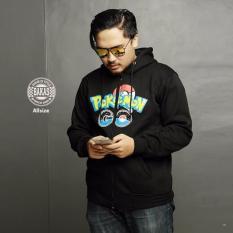 Berapa Harga Zipper Hoodie Pokemon Bakas Di Jawa Barat
