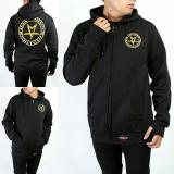 Harga Zipper Hoodie Pria Black Rebel Id 1 Jaket Pria Jawa Barat