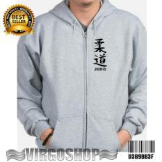 ZIPPER JUDO Hight Quality Virgoshop Clothing