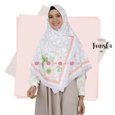 Zizara Scarf Tanisha A07 - Hijab Kerudung Khimar Jilbab Syari
