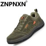 Harga Znpnxn Kaus Musim Gugur Hiking Sepatu Pria S Leisure Hiking Sepatu Pakaian Anti Selip Olahraga Outdoor Shoes Coklat Intl Znpnxn Baru