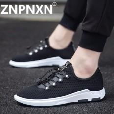 Harga Znpnxn Kaus Busana Pria S Sepatu Mesh Sepatu Olahraga Sepatu Kasual Piring Sepatu Merah Intl Lengkap