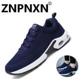 Promo Znpnxn Sepatu Kasual Pria Flat Sepatu Musim Semi Platform Sepatu Kasual Pria Sepatu Kasual Olahraga Biru Intl Akhir Tahun