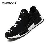 Spesifikasi Znpnxn Kaus Pecinta Sepatu Pria S Sepatu Dan Wanita Sepatu Bernapas Light Running Shoes Outdoor Leisure Shoes Hitam Intl Znpnxn Terbaru