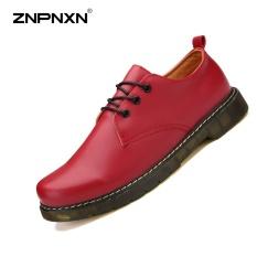 Harga Znpnxn Kaus Pecinta Sepatu Pria S Sepatu Wanita Sepatu Kenyamanan Fashion Frock Sepatu Kenyamanan Berkualitas Tinggi Sepatu Kulit Merah Intl Origin