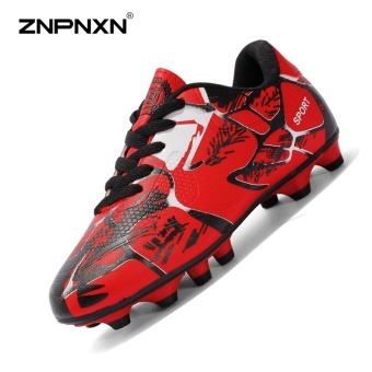 Beli sekarang YOZO Pria s Sepatu Spike Football Boots Shock Penyerapan  Shock Resistance Busana Pria s Sepatu Sepak 972517c242