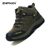 Jual Pria S Sepatu Gaya Baru Sepatu Laki Laki Olahraga Kasual Sepatu Fashion Outdoor Hiking Sepatu Pria S Sepatu Hijau Intl Di Bawah Harga