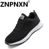 Beli Znpnxn Kaus Wanita Fashion Sepatu Olahraga Sepatu Olahraga Kasual Hitam Murah