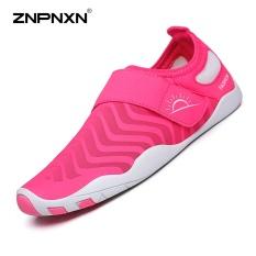 Harga Znpnxn Kaus Wanita Sepatu Renang Sepatu Kebugaran Sepatu Sepatu Yoga Sepatu Luar Ruangan Sepatu Kasual Upstream Sepatu Sepatu Elastis Rose Intl Termurah