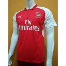 Situs Review Zoc Jersey Bola Kaos Olahraga T Shirt Arsenal Home Away 3Rd 17 18