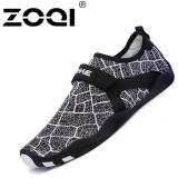 Jual Zoqi Fashion Surfing Sepatu Luar Ruangan Renang Air Olahraga Sepatu Hitam Zoqi Online