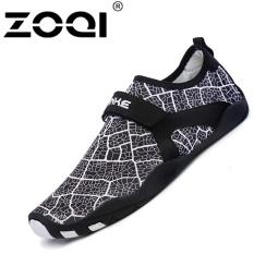 Beli Zoqi Fashion Surfing Sepatu Luar Ruangan Renang Air Olahraga Sepatu Hitam Di Tiongkok