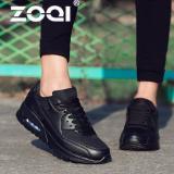 Harga Zoqi Fashion Man Dia Kets Olahraga Panas Musim Kasual Nyaman Dengan Sulit Bernapas Untuknya Hitam Termurah