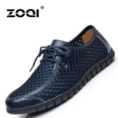 zoqi-mans-slip-onsandamp-loafers-genuine-cow-top-leather-andamp-net-shoes-blue-intl-9085-51458811-85bd8ee195fc9172247e7a4757585a6e-catalog_233 Inilah Harga Sepatu Zoqi Paling Baru bulan ini
