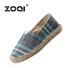 zoqi-mens-and-womens-fashion-slip-ons-andamp-loafers-cotton-straw-shoes-flat-shoes-blue-intl-8535-62058251-da7b82c4ae533f9b8752fab0820fa94a-catalog_233 Inilah Harga Sepatu Zoqi Paling Baru bulan ini