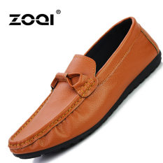zoqi-summer-mans-slip-onsandamp-loafers-fashion-genuine-leather-breathable-comfortable-shoes-brown-intl-8480-23538811-a10743cbba016f5597302ec2811e3a5d-catalog_233 Inilah Harga Sepatu Zoqi Paling Baru bulan ini