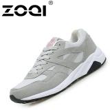 Toko Zoqi Unisex Fashion Sneaker Pria Dan Wanita Sepatu Kasual Olahraga Grey Intl Online