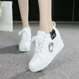 Beli Barang Zora Sepatu Boots Hi Putih Online