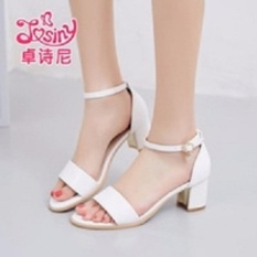 ZORA SHOES - DHL SILKY [PUTIH]