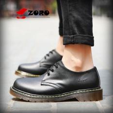 Toko Zoro 2017 Asli Kedatangan Baru Unisex 1461 Kulit Asli Sepatu Pria Sepatu Formal Bisnis Kasual Martin Boots Kasut Lelaki Hitam Intl Zoro Di Tiongkok