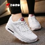 Harga Zoro Wanita Sneakers Ringan Dan Berongga Udara Untuk Olahraga Lari Sport Sepatu Untuk Wanita Sepatu Sneaker Luar Ruangan Sport Sneaker Atletik Sukan Wanita Putih Intl Baru