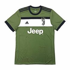 Spesifikasi Zos Jersey Bola Kaos T Shirt Bola Juve 3Rd 17 18 Lengkap
