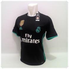 Spesifikasi Zos Jersey Bola Kaos T Shirt Bola Real Madrid Away Yang Bagus