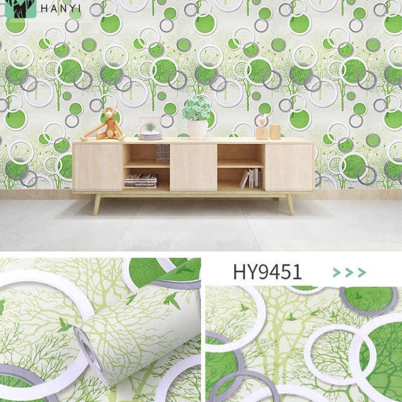 Wallpaper Sticker Dinding Walpaper Stiker Ruang Tamu Walpeper Tembok Kamar Tidur 3d Motif Polkadot Hitam Putih Wps019 Murah Lazada Indonesia