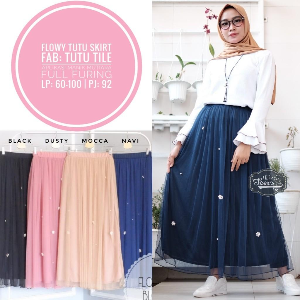 Tutu Flower Skirt By Selena Collection.